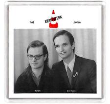 KRAFTWERK RALF & FLORIAN LP COVER FRIDGE MAGNET IMAN NEVERA
