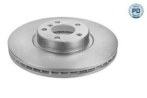 MEYLE PD Brake Rotor Front Pair 383 521 0005/PD fits BMW X Series X5 3.0d (E7...
