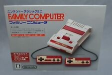 Nintendo Classic Mini Famicom Nes Family Computer Console Japan USED Very Good**