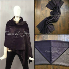 Women's No Pattern Cashmere Blend Shawl/Wrap Scarves & Shawls