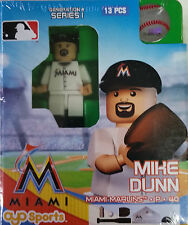 Mike Dunn OYO Miami Marlins MLB Mini Figure NEW G4