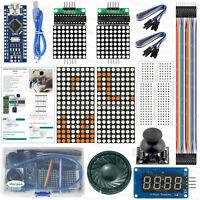 Arduino Kits Spiel für Tetris Snake mit Arduino Nano V3.0(Englisches Tutorial)