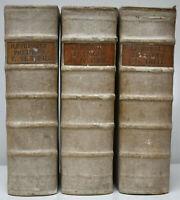 Franz Hunolt: Christliche Sitten-Lehr Uber die Evangelische Wahrheiten (1748-51)
