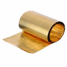 1pcs De Metal De Bronce Chapa Fina Lámina 0,02 X 100 X 1000 Mm