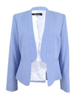 Nine West Women's Band-Lapel Blazer