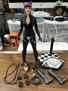 Catwoman Exclusive Edition 1/6 Sixth Scale Figure Sideshow Collectibles Dc Loose