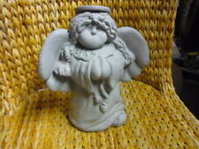 Ceramic Button Buddy Angel    Ready to Paint