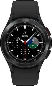 NEW Samsung Galaxy Watch4 Classic 46MM BLACK SM-R890 Bluetooth S-Steel