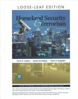Homeland Security & Terrorism, Paperback by Gaines, Larry K; Kremling, Janine...