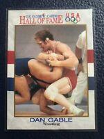 DAN GABLE~Gold Medalist  1991 Impel U.S. Olympic HOF Card #32