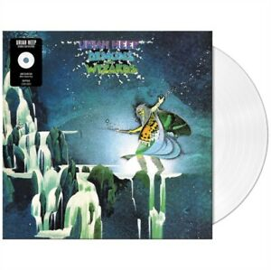 Uriah Heep Demons And Wizards (180 Gram) WHITE VINYL BRAND NEW [In Hand]