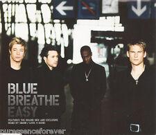 BLUE - Breathe Easy (UK 2 Track CD Single Part 1)