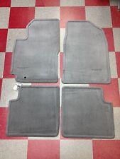1997-2001 Camry Carpet Floor Mats Blue Gray 00200-32970-33 4Pc Set Genuine Oem