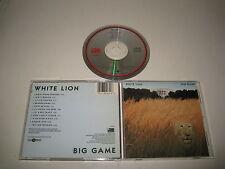 White Lion / Big Game (Atlantic / 81969-2) CD Album
