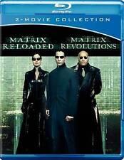 The Matrix Reloaded Blu-Ray Andy Wachowski(Dir) 2003