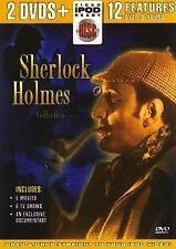 Sherlock Holmes Collection + Video iPod Ready Disc DVD (2006, 2-Disc Set)
