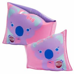 Speedo Koko Koala printed armbands - Pink, Children's Pool Floaties, Swimming Ar