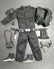 """1:6 Navy SEAL UDT Diver Uniform Lot 12"""" GI Joe BBI Dragon Ultimate Soldier Toy"""