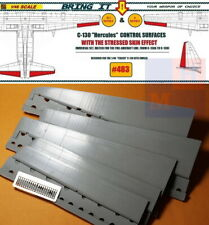 """1/48. C-130 """"Hercules"""" control surfaces universal set, by """"Bring it!""""/""""MLH"""" #483"""