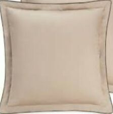 Valeron Gizmon European Pillow Sham in Tan One Pillow