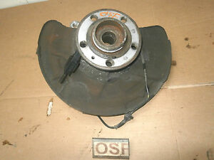 VOLVO V70 2000-2007 MK2 OFFSIDE DRIVER SIDE FRONT HUB AND BEARING ABS