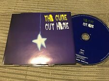 THE CURE SPANISH CD SINGLE SPAIN 1 TRACK PROMO CUTE HERE - SYNTH WAVE