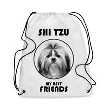 Borsa Sacca cane SHI TZU MY BEST FRIEND