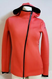 Nike Women's Therma Fit Sphere Max Scuba Suit Material Hoodie Jacket! Size S