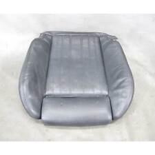 2000-2003 BMW E39 M5 Front M Sports Seat Bottom Pad Black Nappa Heritage Heat OC