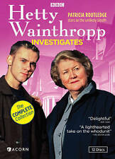 NEW - Hetty Wainthropp Investigates - The Complete Collection (DVD12-Disc Set)