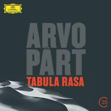 GIL SHAHAM/NEEME JÄRVI - TABULA RASA,SINFONIE 3 (ARVO PÄRT) CD  6 TRACKS NEU