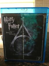 Harry Potter And The Deathly Hallows Part 2 Bluray