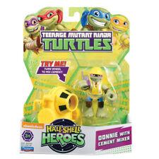Tortugas Ninja media concha HEROES DONNIE con Hormigonera