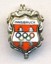 INNSBRUCK Olympics PIN BADGE Winter Olympic Games AUSTRIA