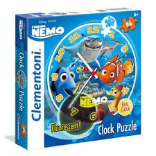 Puzzle e rompicapi rosso Clementoni in cartone