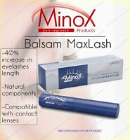 NEW Minox MaxLash Balm for growth of eyelashes 3 ml.