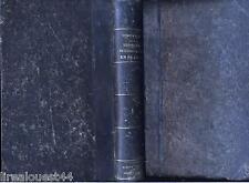 Histoire critique des doctrines de l'education en France Compayré 2 tomes