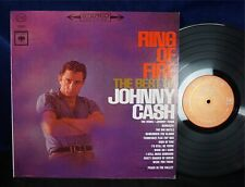 JOHNNY CASH Ring of Fire US STEREO 360 Sound ORIGINAL 1st PRESS LP (NM-)