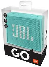 CASSA PORTATILE RICARICABILE SPEAKER BLUETOOTH WIRELESS JBL GO VERDE ACQUA
