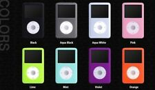 Silicone Rubber Skin Soft Case Cover for iPod Classic Video 80/160GB Thin/Thick
