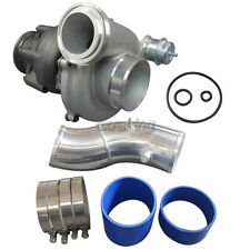 """Large GTP38 Turbo Charger for Ford 7.3 PowerStroke Diesel O-Rings 4"""" Air Intake"""