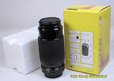 Soligor zoom 75-205 mm für Canon FD Bajonett A1 F1 T90 6727