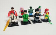 Yu Yu Hakusho Yusuke Hiei Brick Figure Lot Minifigure Anime Japan Ghost Fighter
