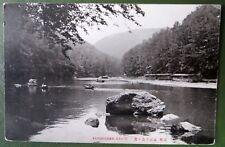 Vintage Postcard PPC, Arashiyama Kyoto, Japan