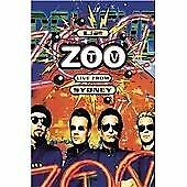 U2 - Zoo TV (Live from Sydney/Live Recording/+DVD, 2006) 2 disc deluxe edition.