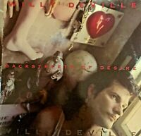 Willy DeVille ‎– Backstreets Of Desire LP Vinyl