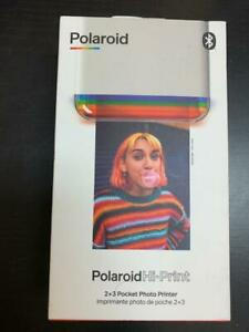 Polaroid Phone Printer Hi Print 2x3 Pocket Photo Printer