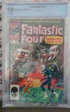 Fantastic Four #279 CBCS (like CGC) 9.8 John Byrne Story & Art HIGH GRADE!!!!