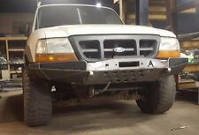 Bumpers parts for ford ranger ebay elite ford ranger modular plain front winch bumper 1998 2011 publicscrutiny Image collections