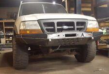 Elite Ford Ranger Modular Plain Front Winch Bumper 1998-2011